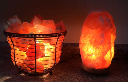 The Benefits of Using a Himalayan Rock Salt Lamp! Shala Real Estate